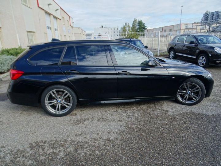 BMW Série 3 Touring 325D SPORT PACK M  noir metallisé - 9