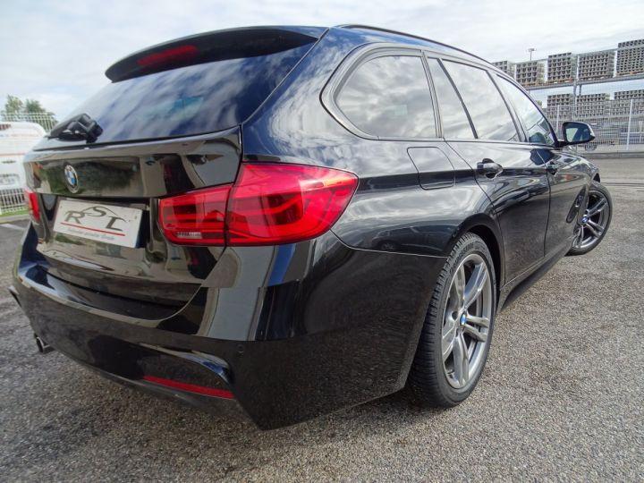 BMW Série 3 Touring 325D SPORT PACK M  noir metallisé - 10