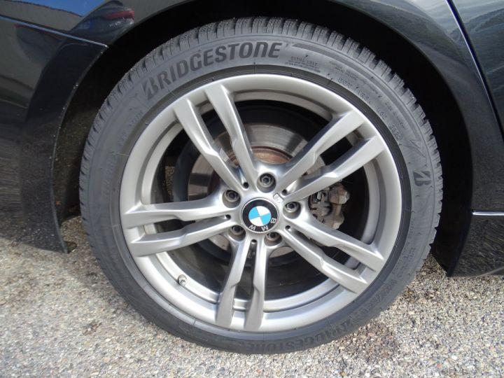 BMW Série 3 Touring 325D SPORT PACK M  noir metallisé - 13