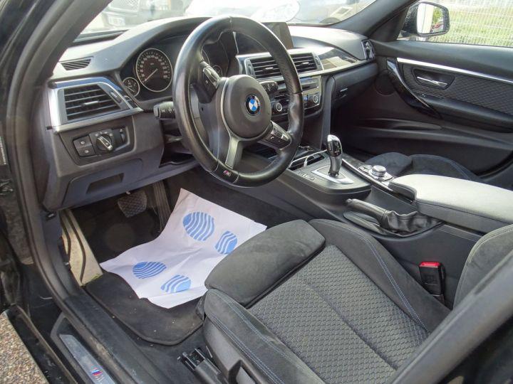 BMW Série 3 Touring 325D SPORT PACK M  noir metallisé - 15