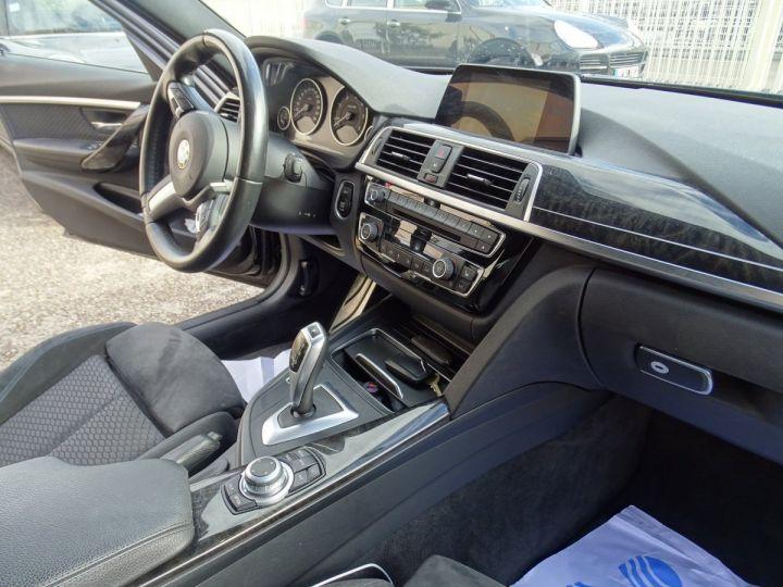 BMW Série 3 Touring 325D SPORT PACK M  noir metallisé - 16
