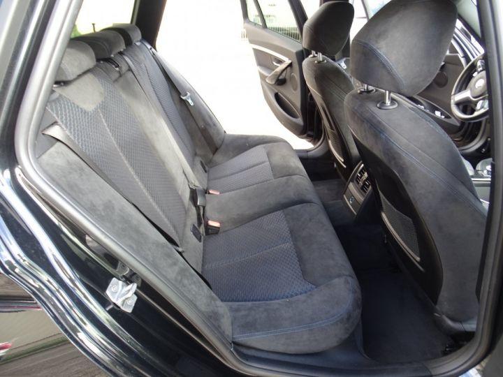 BMW Série 3 Touring 325D SPORT PACK M  noir metallisé - 18