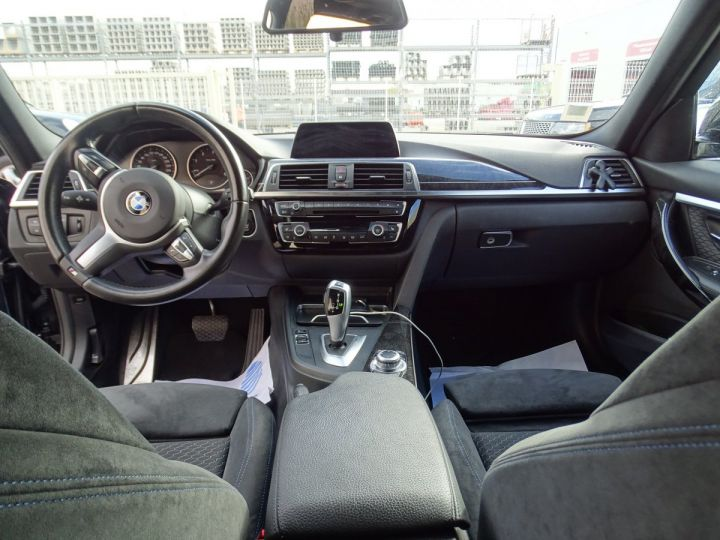 BMW Série 3 Touring 325D SPORT PACK M  noir metallisé - 19