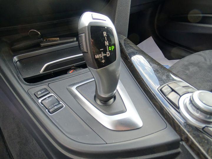 BMW Série 3 Touring 325D SPORT PACK M  noir metallisé - 20