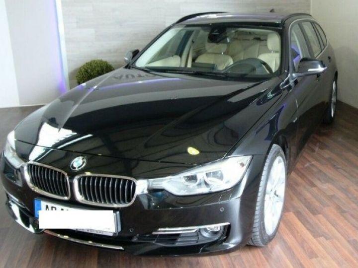 BMW Série 3 Touring 330 d Auto  xDrive 258 (01/2014) noir métal - 1
