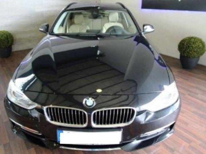 BMW Série 3 Touring 330 d Auto  xDrive 258 (01/2014) noir métal - 2
