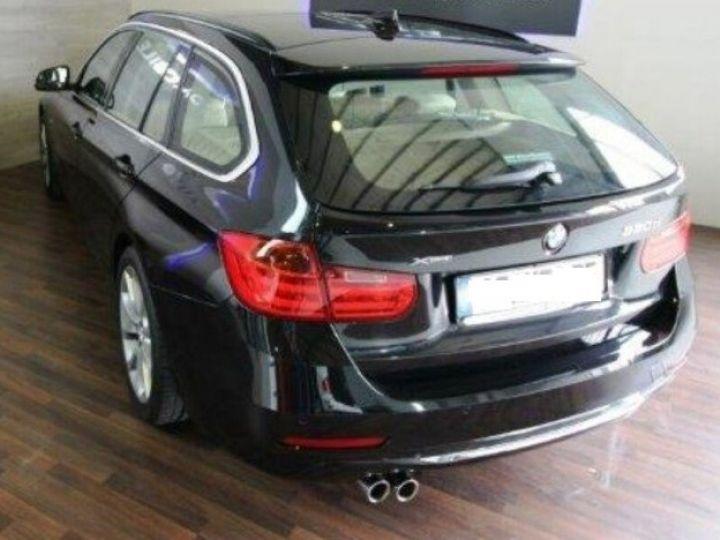 BMW Série 3 Touring 330 d Auto  xDrive 258 (01/2014) noir métal - 4