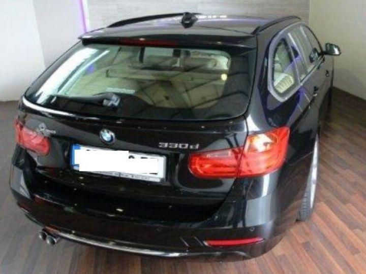 BMW Série 3 Touring 330 d Auto  xDrive 258 (01/2014) noir métal - 6