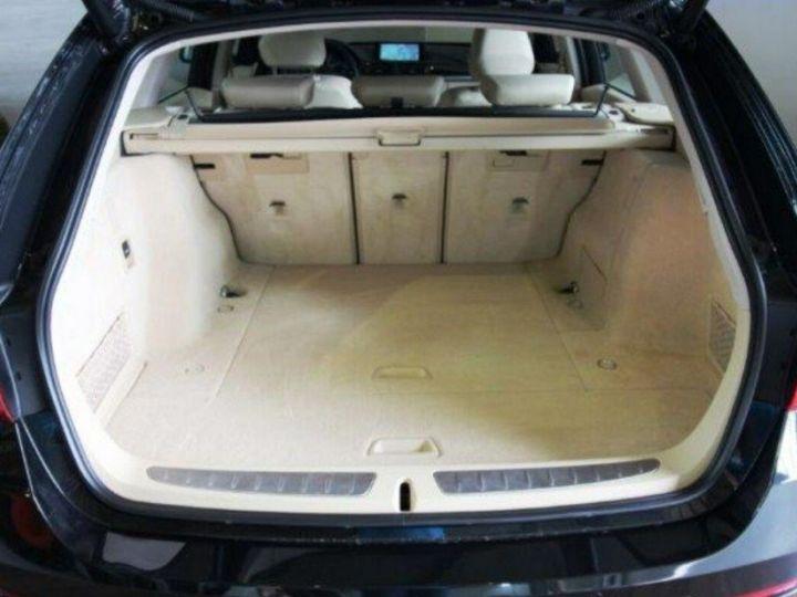 BMW Série 3 Touring 330 d Auto  xDrive 258 (01/2014) noir métal - 8