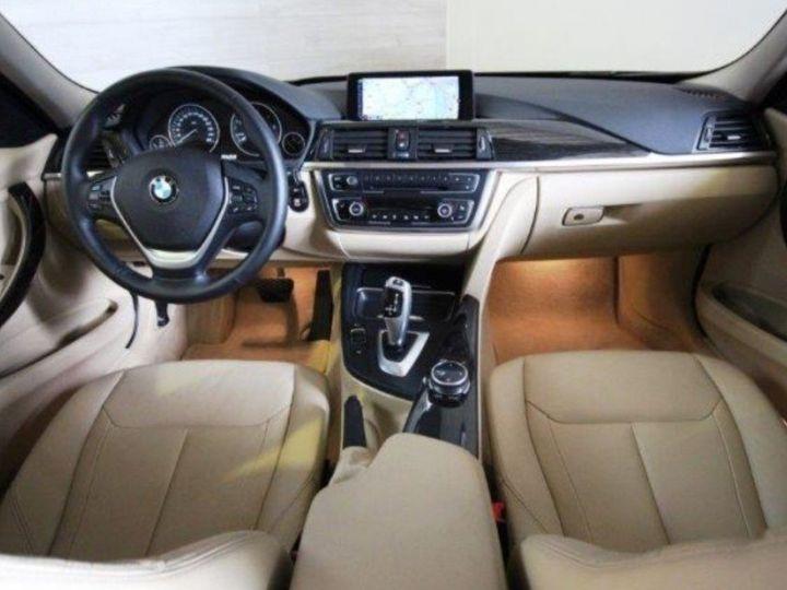 BMW Série 3 Touring 330 d Auto  xDrive 258 (01/2014) noir métal - 9