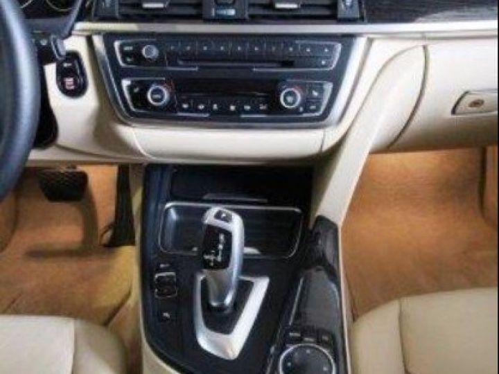 BMW Série 3 Touring 330 d Auto  xDrive 258 (01/2014) noir métal - 10