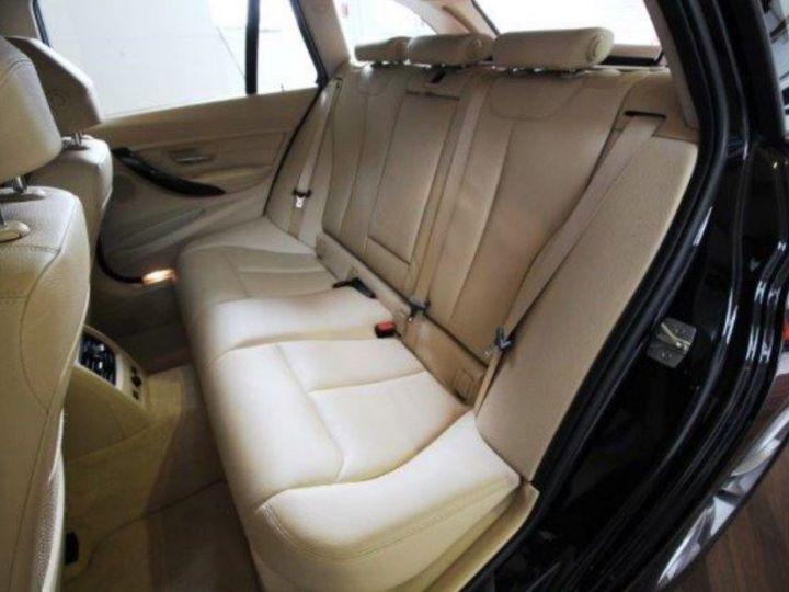 BMW Série 3 Touring 330 d Auto  xDrive 258 (01/2014) noir métal - 11