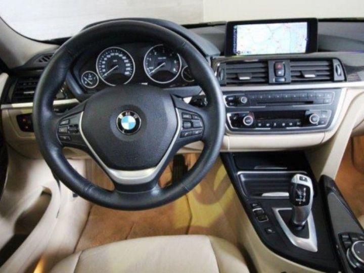 BMW Série 3 Touring 330 d Auto  xDrive 258 (01/2014) noir métal - 12