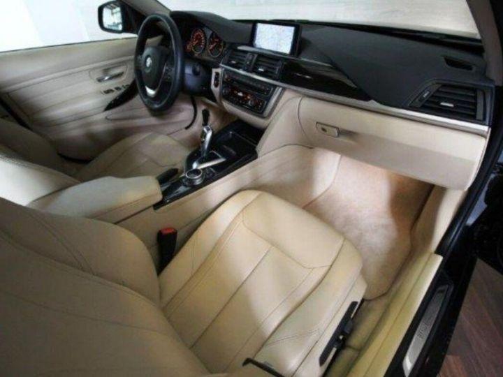BMW Série 3 Touring 330 d Auto  xDrive 258 (01/2014) noir métal - 14