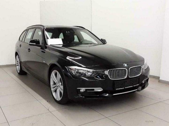 BMW Série 3 Touring 330D 258 LOUNGE BVA8(12/2014) noir métal - 1