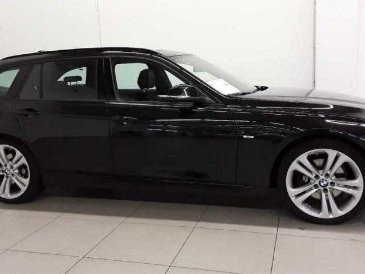 BMW Série 3 Touring 330D 258 LOUNGE BVA8(12/2014) noir métal - 2