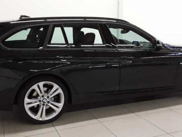 BMW Série 3 Touring 330D 258 LOUNGE BVA8(12/2014) noir métal - 3