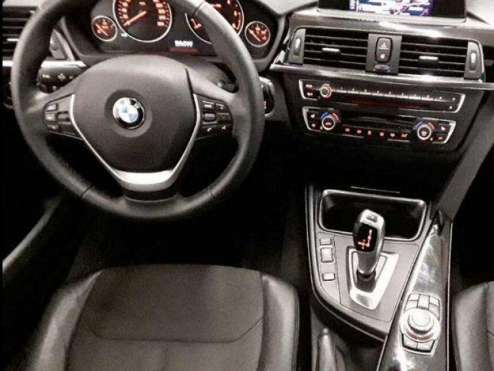 BMW Série 3 Touring 330D 258 LOUNGE BVA8(12/2014) noir métal - 6