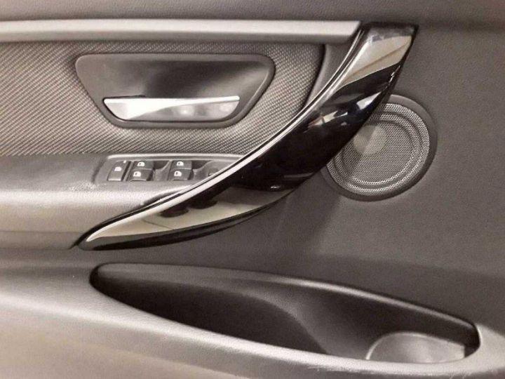BMW Série 3 Touring 330D 258 LOUNGE BVA8(12/2014) noir métal - 10