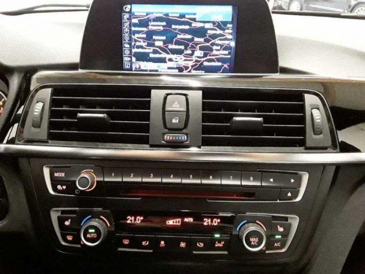 BMW Série 3 Touring 330D 258 LOUNGE BVA8(12/2014) noir métal - 12