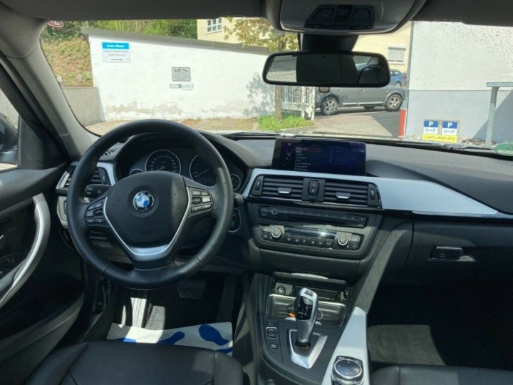 BMW Série 3 Touring 330d xDrive 258 AUTO 06/2014 59750KM! noir métal - 3