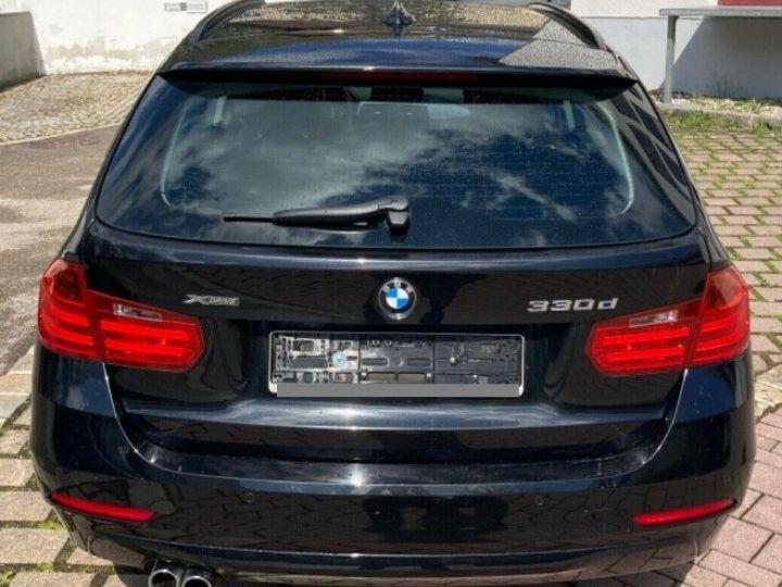 BMW Série 3 Touring 330d xDrive 258 AUTO 06/2014 59750KM! noir métal - 7
