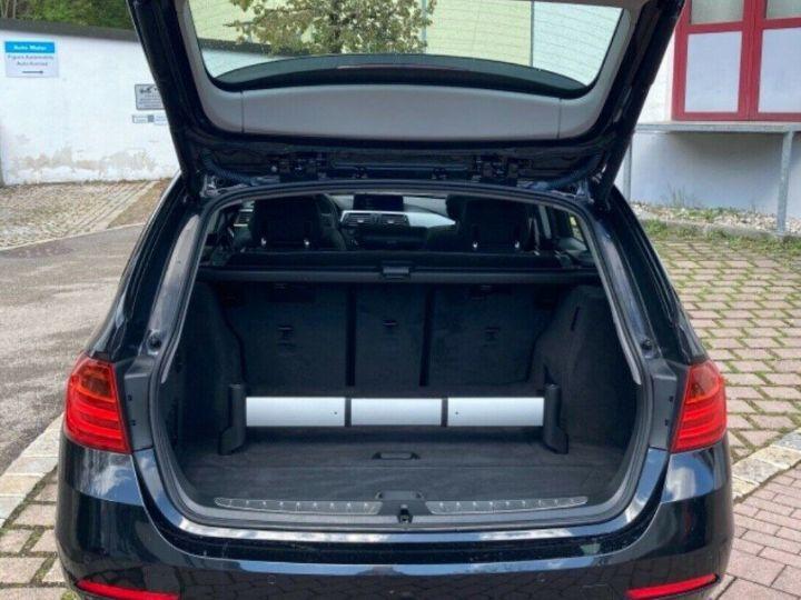 BMW Série 3 Touring 330d xDrive 258 AUTO 06/2014 59750KM! noir métal - 9