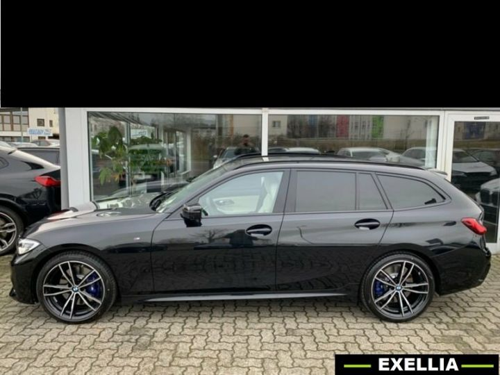 BMW Série 3 Touring 330d xDrive M SPORT NOIR PEINTURE METALISE  Occasion - 11