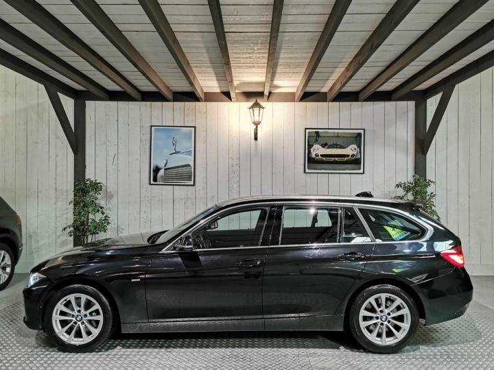 BMW Série 3 Touring 330XDA 258 CV LUXURY  Noir - 1