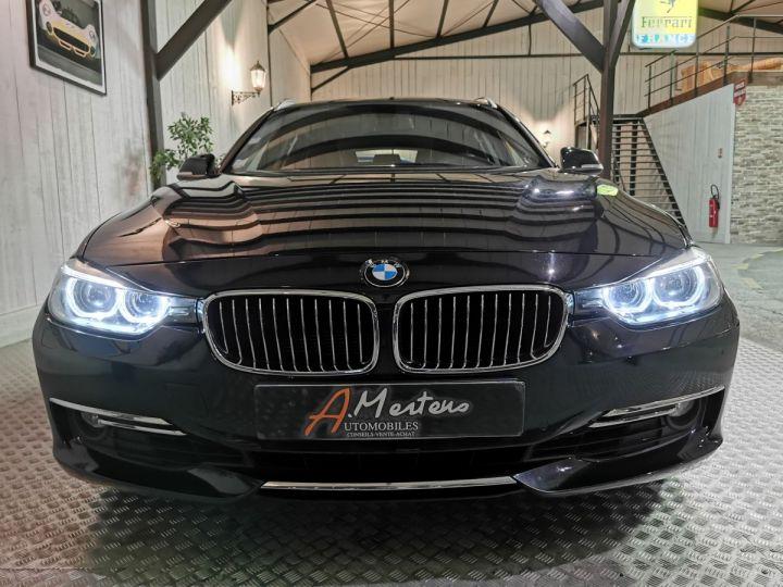 BMW Série 3 Touring 330XDA 258 CV LUXURY  Noir - 3