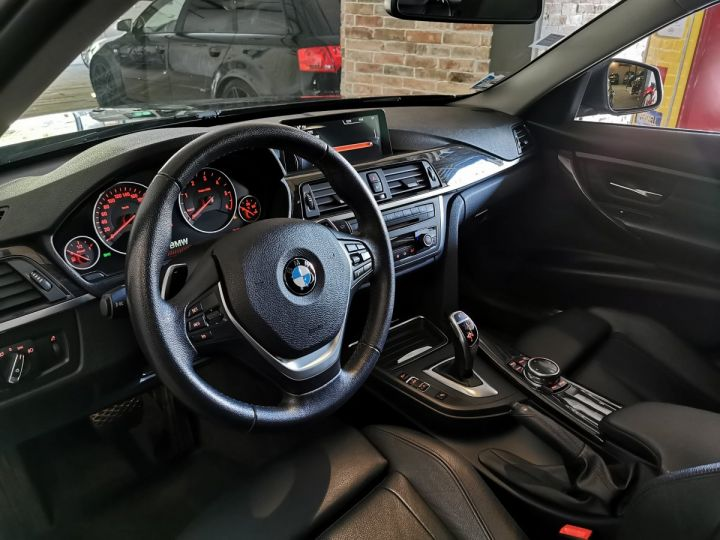 BMW Série 3 Touring 330XDA 258 CV LUXURY  Noir - 5