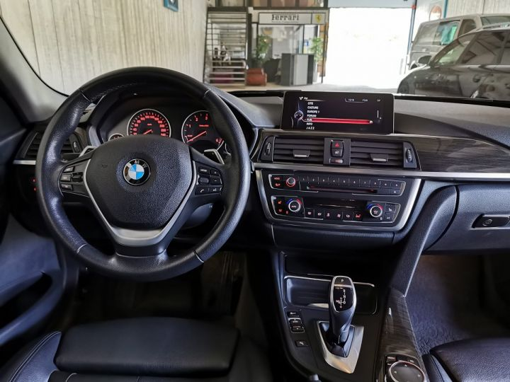 BMW Série 3 Touring 330XDA 258 CV LUXURY  Noir - 6