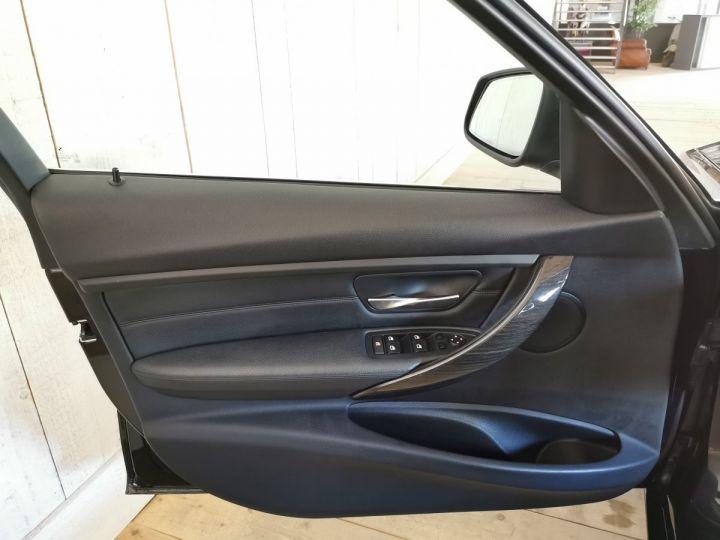 BMW Série 3 Touring 330XDA 258 CV LUXURY  Noir - 8