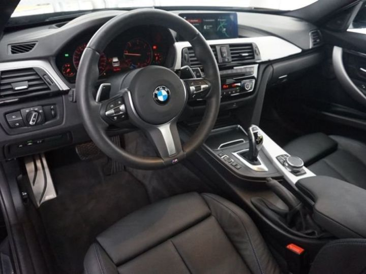 BMW Série 3 Touring 335D XDRIVE SPORTPACKET M BVA 313 NOIR Occasion - 10