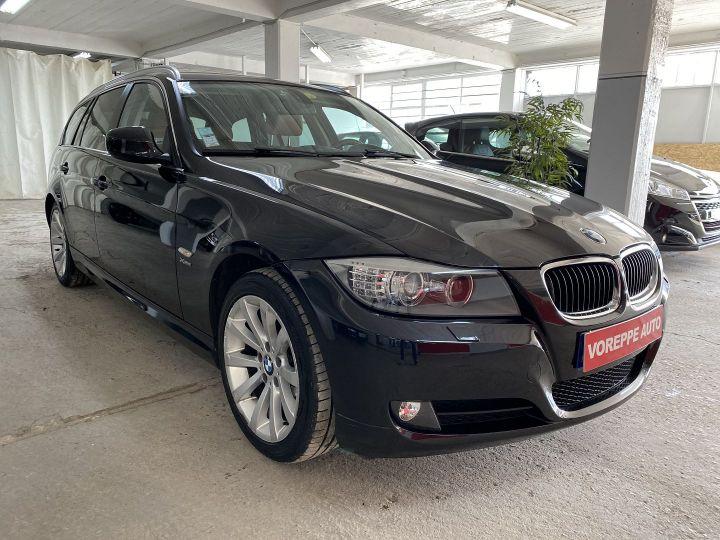 BMW Série 3 Touring (E91) 320XDA 184CH EDITION LUXE Noir - 1