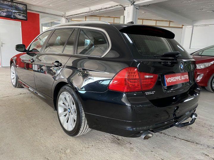 BMW Série 3 Touring (E91) 320XDA 184CH EDITION LUXE Noir - 4