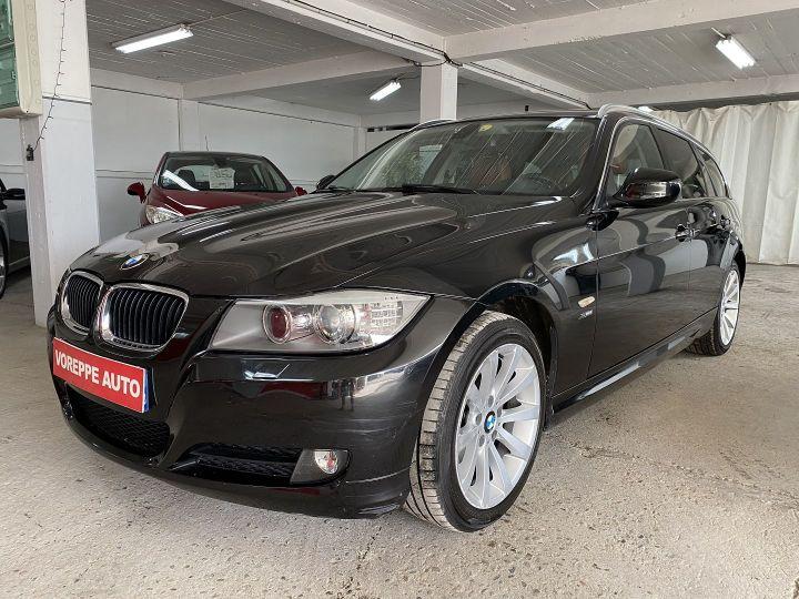 BMW Série 3 Touring (E91) 320XDA 184CH EDITION LUXE Noir - 5