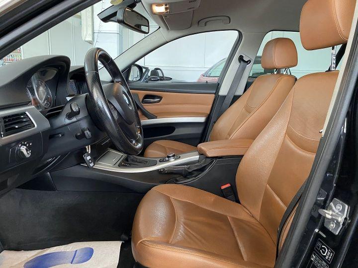 BMW Série 3 Touring (E91) 320XDA 184CH EDITION LUXE Noir - 6