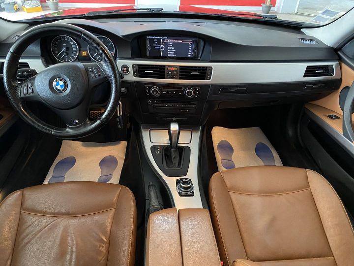 BMW Série 3 Touring (E91) 320XDA 184CH EDITION LUXE Noir - 8
