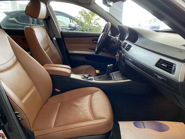 BMW Série 3 Touring (E91) 320XDA 184CH EDITION LUXE Noir - 9