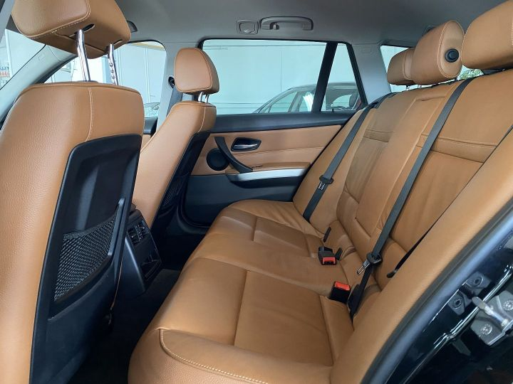 BMW Série 3 Touring (E91) 320XDA 184CH EDITION LUXE Noir - 10