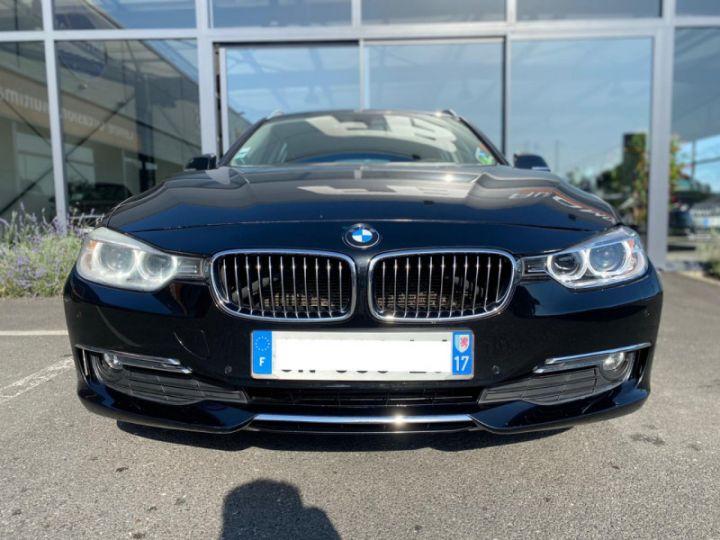 BMW Série 3 Touring (F31) 320DA 184CH LUXURY Noir - 2