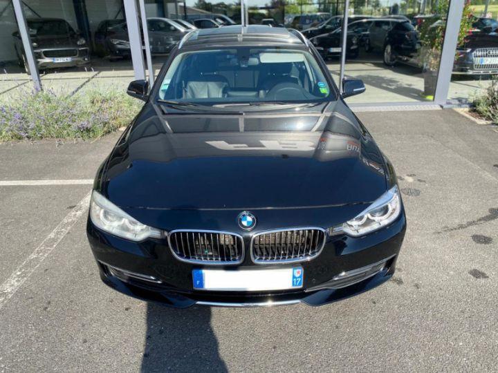 BMW Série 3 Touring (F31) 320DA 184CH LUXURY Noir - 3