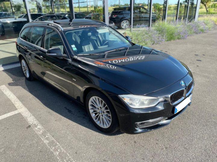 BMW Série 3 Touring (F31) 320DA 184CH LUXURY Noir - 5