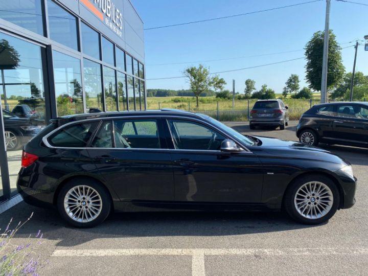 BMW Série 3 Touring (F31) 320DA 184CH LUXURY Noir - 8