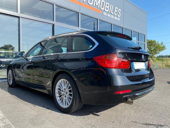 BMW Série 3 Touring (F31) 320DA 184CH LUXURY Noir - 10