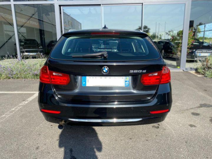 BMW Série 3 Touring (F31) 320DA 184CH LUXURY Noir - 14