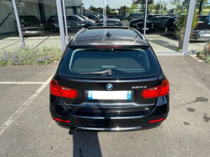 BMW Série 3 Touring (F31) 320DA 184CH LUXURY Noir - 15