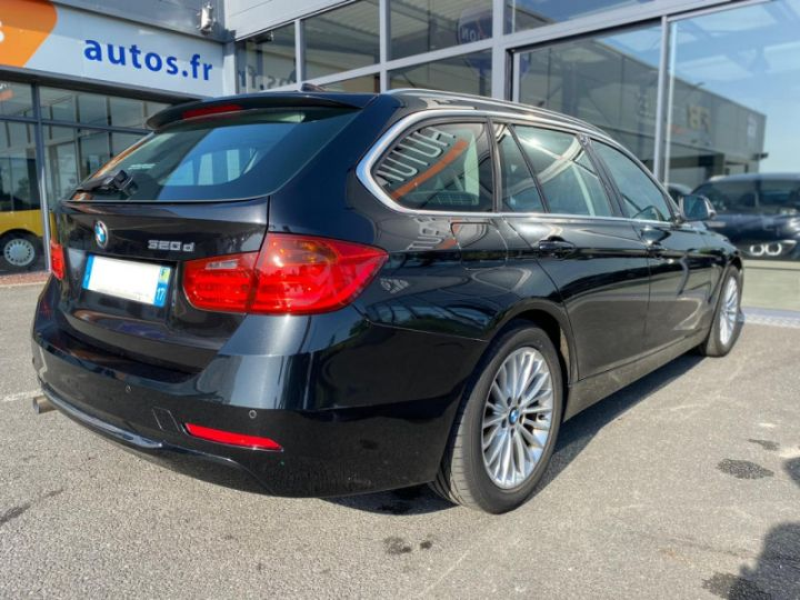 BMW Série 3 Touring (F31) 320DA 184CH LUXURY Noir - 16