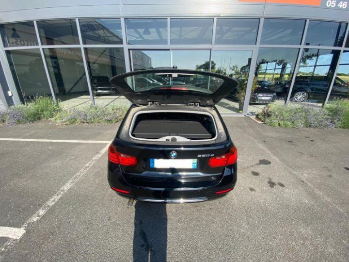 BMW Série 3 Touring (F31) 320DA 184CH LUXURY Noir - 17
